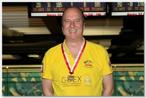 Champ CH individuel A 2017