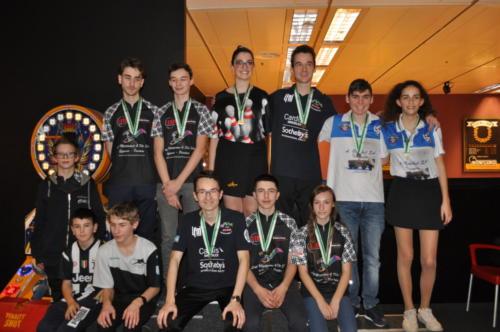 Championnat Vaudois Juniors 2020